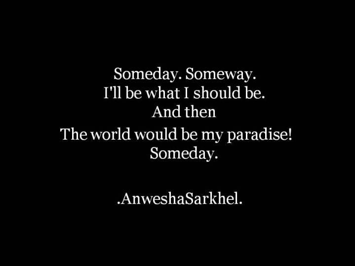 someday-someway